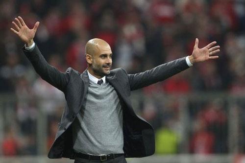 Đến Anh, Guardiola sẽ nhận lương gấp 10 lần Ranieri - 1