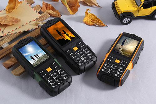 Top 5 điện thoại siêu bền pin khủng, giá rẻ - 1