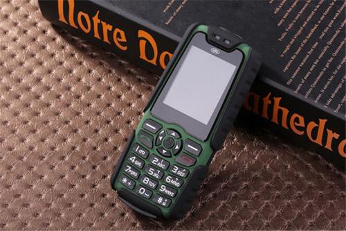 Top 5 điện thoại siêu bền pin khủng, giá rẻ - 5