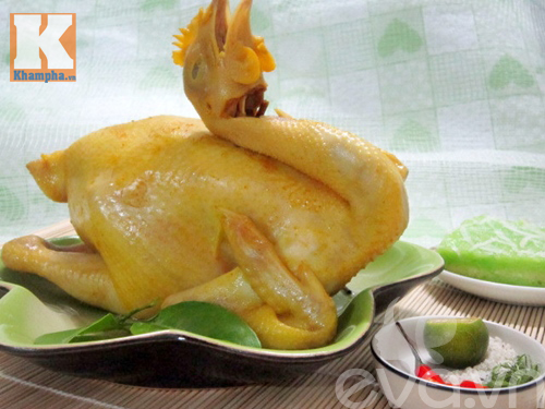 Bí quyết luộc gà vàng ươm - 2