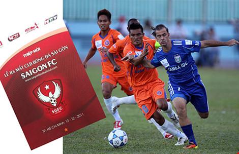 Sài Gòn FC 2 và vết xe đổ Sài Gòn FC 1 - 1