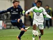 Bóng đá - Thua Wolfsburg, hàng thủ Real bị chê đá như trẻ con