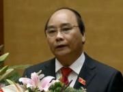 Tin tức trong ngày - Video: Bài phát biểu đầu tiên của Thủ tướng Nguyễn Xuân Phúc