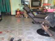Video An ninh - Truy tìm tên cướp tàn bạo đâm gục bà chủ tiệm cắt tóc