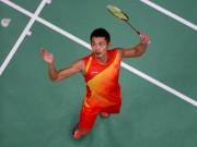 """Thể thao - Lin Dan, Lee Chong Wei tung chiêu """"lườm rau gắp thịt"""""""