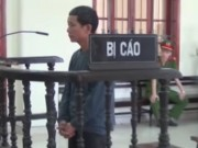 Video An ninh - Chém chết vợ, ra tòa khóc như mưa vì... nhớ