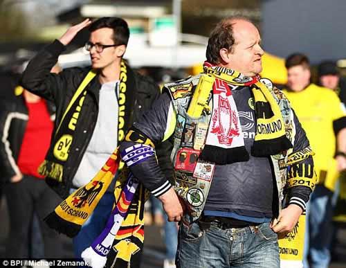 Chi tiết Dortmund - Liverpool: Chiến đấu kiên cường (KT) - 10