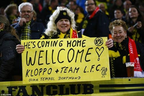 Ngày Klopp về lại Dortmund: Một tình yêu hiếm có - 5