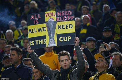Ngày Klopp về lại Dortmund: Một tình yêu hiếm có - 6