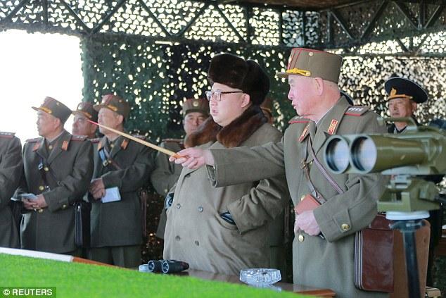 Triều Tiên bắt hai nghi phạm âm mưu ám sát Kim Jong-un - 1