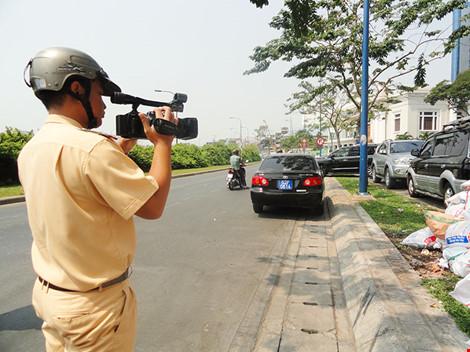 Phạt nguội qua camera: Không đến nộp phạt, xử lý thế nào? - 1