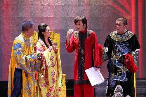 Liveshow Hoài Linh gây sốt trên Youtube - 1