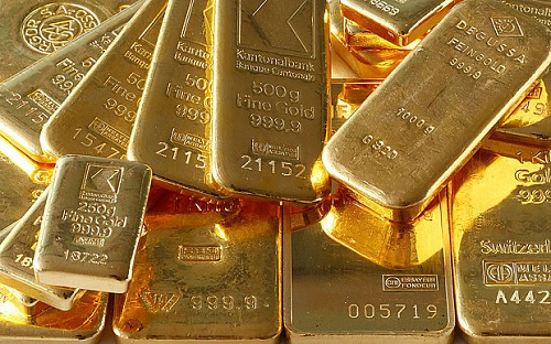 Giá vàng hôm nay (8/4): Đồng loạt bật tăng - 1