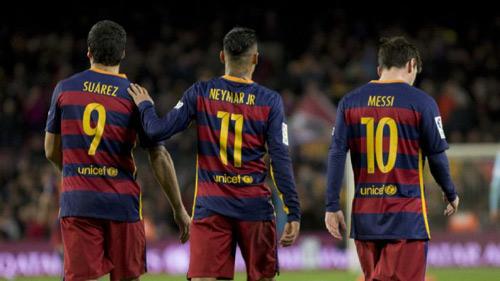 La Liga trước vòng 32: Thành Madrid mưu lật Barca - 1