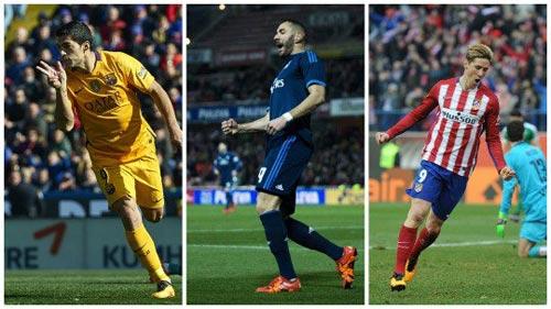 La Liga trước vòng 32: Thành Madrid mưu lật Barca - 2