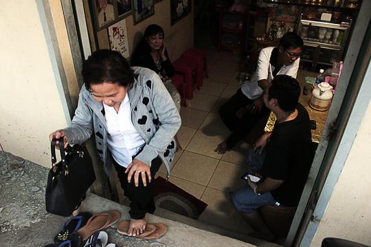 Nhà bỗng thành hầm giữa Sài Gòn - 3