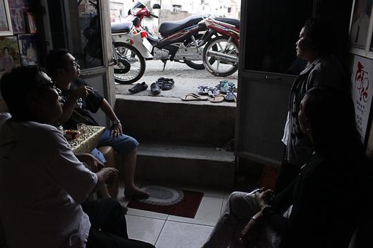 Nhà bỗng thành hầm giữa Sài Gòn - 1