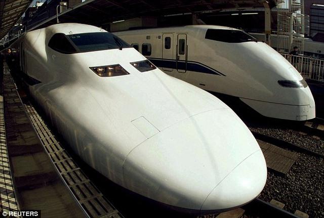 """Nhật chế tạo tàu hỏa """"tàng hình"""" đầu tiên trên thế giới - 2"""