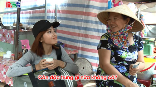 """Cặp đôi MC Quang Bảo – Kim Nhã """"hẹn hò"""" tại Trà Vinh - 2"""