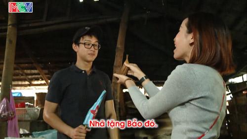 """Cặp đôi MC Quang Bảo – Kim Nhã """"hẹn hò"""" tại Trà Vinh - 3"""