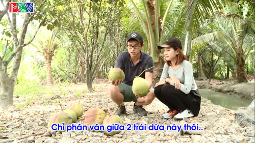 """Cặp đôi MC Quang Bảo – Kim Nhã """"hẹn hò"""" tại Trà Vinh - 4"""