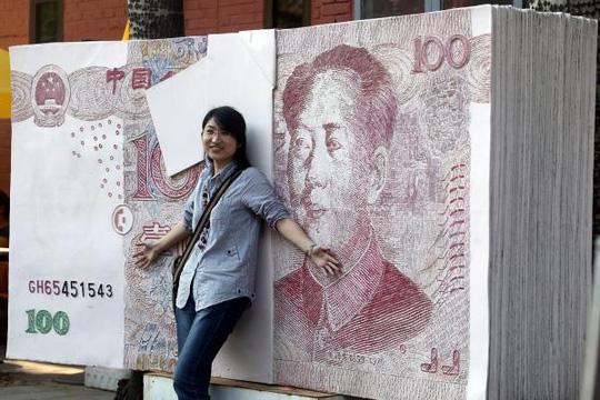 Triều Tiên in tiền giả Trung Quốc? - 1