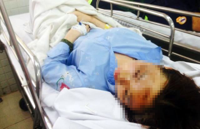Tâm thư của nữ sinh bị tạt axit mù mắt giữa Sài Gòn - 1