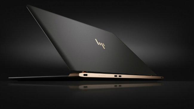 Hiện HP Spectre 13 là một laptop mỏng nhất trên thế giới với trọng lượng chỉ 1,1 kg và dày 10.4 mm.