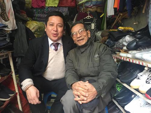 Nghệ sĩ Trần Hạnh được ở nhà mới từ tiền quyên góp - 1