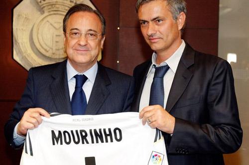 Real muốn tái hợp Mourinho, Zidane phải tự cứu mình - 1