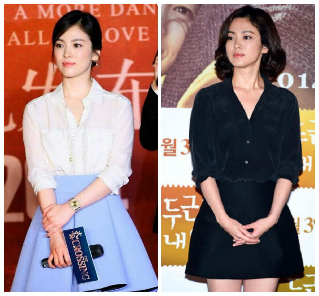 Hè này chỉ cần diện áo sơ mi xinh như Song Hye Kyo - 3