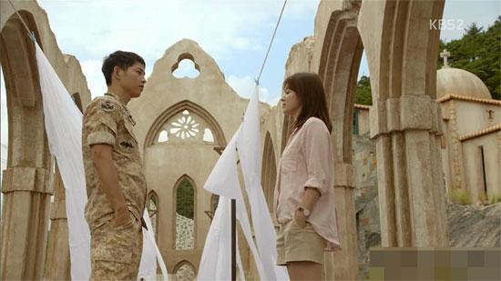Hè này chỉ cần diện áo sơ mi xinh như Song Hye Kyo - 11