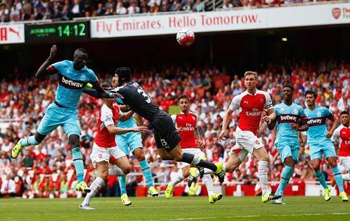 West Ham vs Arsenal - 1