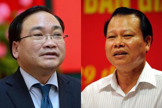 Miễn nhiệm 2 Phó Thủ tướng và 18 thành viên Chính phủ - 1