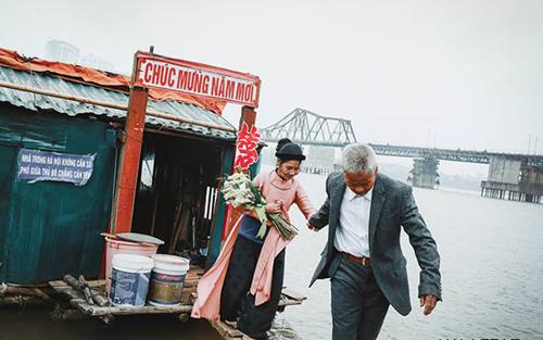 Ông lão nhặt rác kể chuyện vớt xác trên sông Hồng - 1