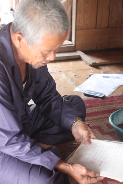 Ông lão nhặt rác kể chuyện vớt xác trên sông Hồng - 2