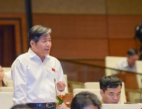 Nhiều đại biểu không đồng ý miễn nhiệm Bộ trưởng Bùi Quang Vinh - 1