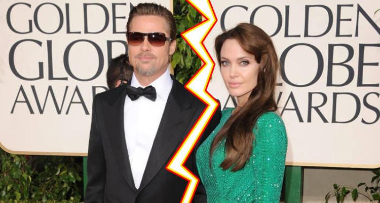 Angelina Jolie hoang tưởng vì nghĩ chồng có con riêng - 4