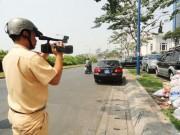 Tin tức trong ngày - Phạt nguội qua camera: Không đến nộp phạt, xử lý thế nào?