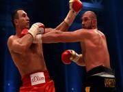 Thể thao - Tái đấu Klitschko, Fury nhận tin buồn về...Old Trafford