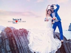 Ảnh cưới lãng mạn của Hiệp Gà với người vợ thứ 3