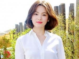 Hè này chỉ cần diện áo sơ mi xinh như Song Hye Kyo