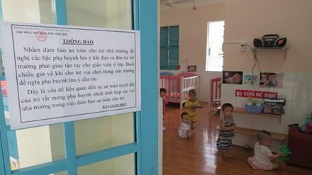 Nhiều trường cảnh giác trước tin đồn bắt cóc trẻ - 1