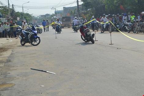 Vụ nổ súng ở Quảng Nam: Một nghi can ra đầu thú - 1