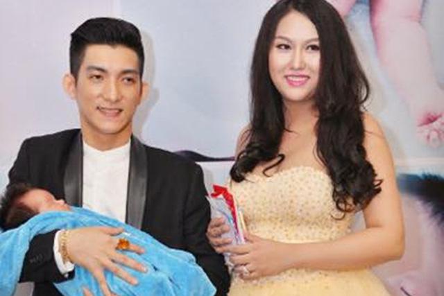 Phi Thanh Vân rút ví mua bảo hiểm 10 tỷ đồng cho con - 1