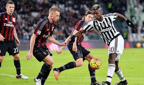 AC Milan - Juventus: Derby của sự chênh lệch - 1