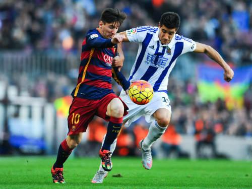 Sociedad – Barcelona: Sức tàn vào hiểm địa - 2