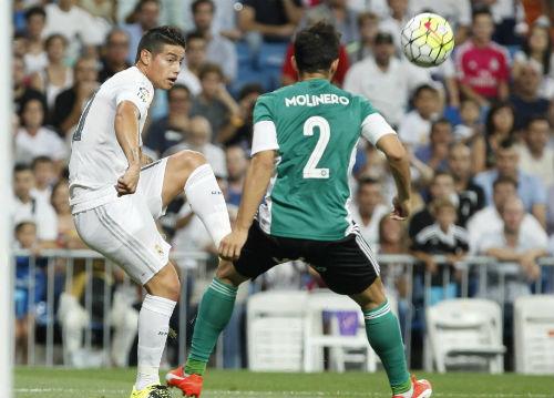 Real Madrid – Eibar: Xốc lại tinh thần - 2