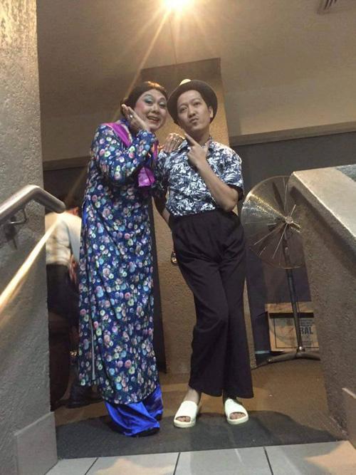"""Facebook sao 9.4: Trường Giang """"hai lúa"""" nhắng nhít - 1"""