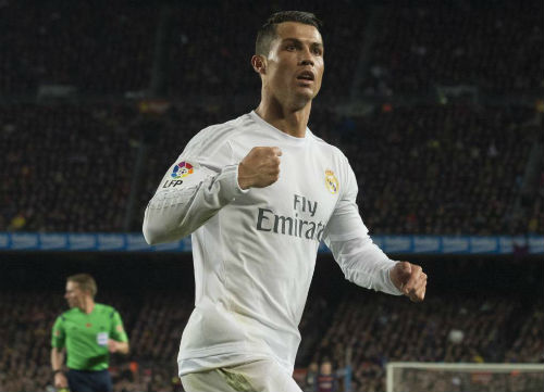 Vì vua phá lưới, Zidane vẫn mạo hiểm với Ronaldo - 2